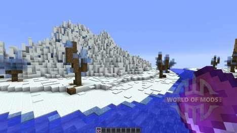 The Temple of Haedra para Minecraft