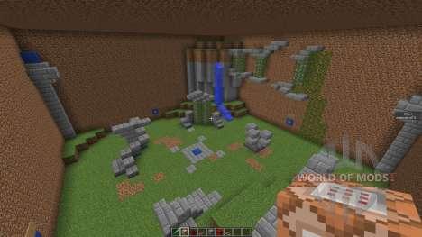 Monster Mayhem Mob Arena para Minecraft