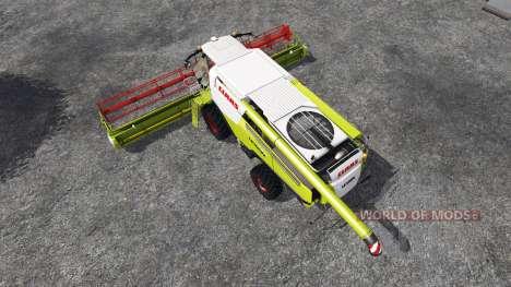 CLAAS Lexion 780 [wheels] para Farming Simulator 2015