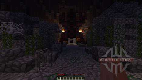 Pumpkin Wizard Boss Fight para Minecraft