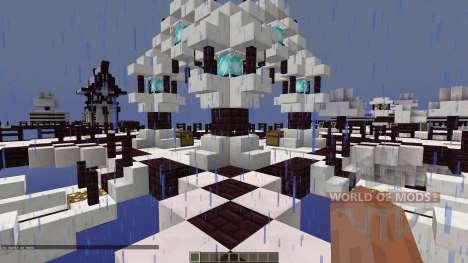 Quarzite Islands Survivalgames para Minecraft