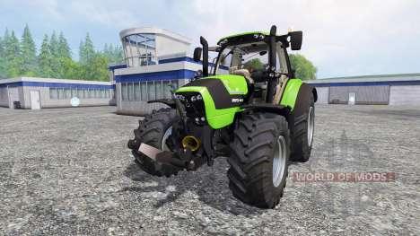 Deutz-Fahr Agrotron 6140.4 v2.0 para Farming Simulator 2015