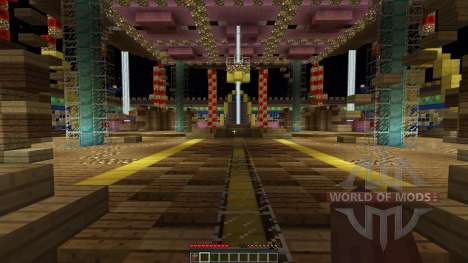 Server Spawn para Minecraft