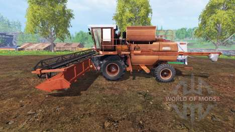 No-1500 v2.1 para Farming Simulator 2015