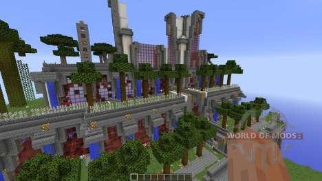 Mansion 1 para Minecraft