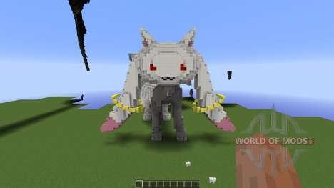 Kyubey para Minecraft