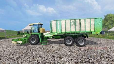 Krone BIG L500 Prototype v1.8 para Farming Simulator 2015