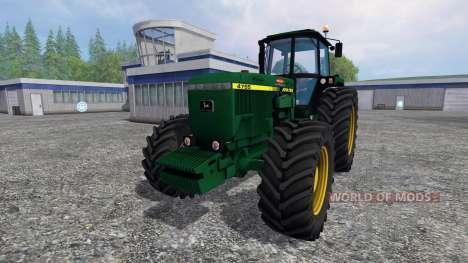 John Deere 4755 para Farming Simulator 2015