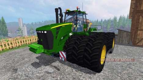 John Deere 9630 para Farming Simulator 2015