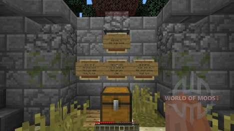 Rat Trap Maze para Minecraft