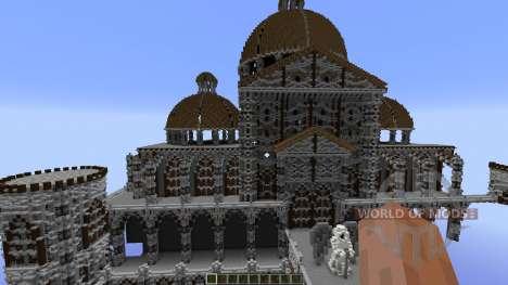The Palace of Doria para Minecraft