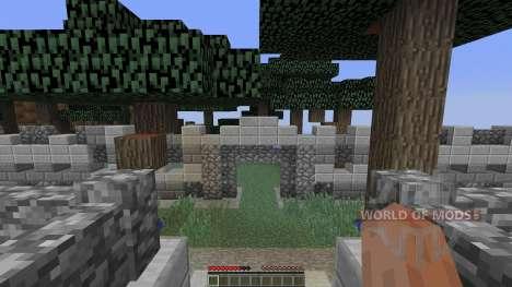 Temple Of Azura 2 para Minecraft