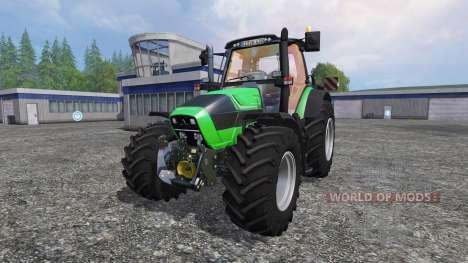 Deutz-Fahr Agrotron 430 TTV para Farming Simulator 2015