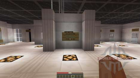 Parkour PvP Map para Minecraft