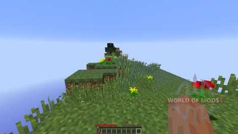 SKYCHUNK para Minecraft