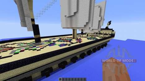 The Firescream para Minecraft