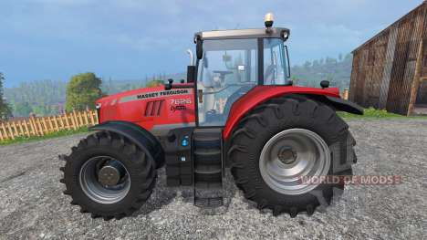 Massey Ferguson 7626 para Farming Simulator 2015