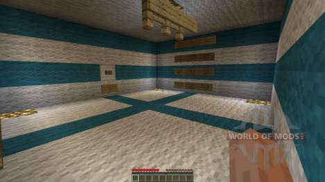 Speedrun Adventure Map para Minecraft