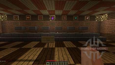 Arena Minigame para Minecraft