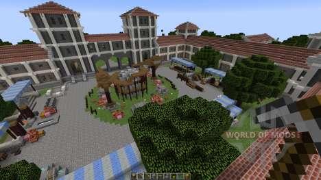 World of Vicecraft The Monastery para Minecraft
