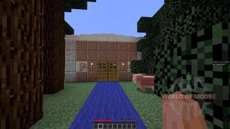 Survival Wars 1: Diamond Rush para Minecraft