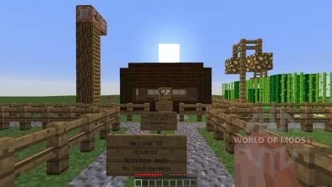 Advanced Redstone para Minecraft