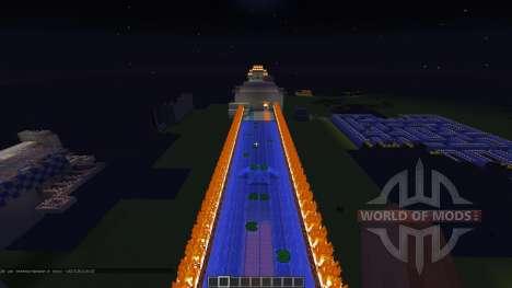 Minigames map para Minecraft