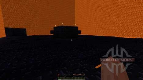 Lava Layer Pvp para Minecraft