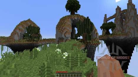 SkyLands para Minecraft