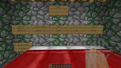 Minecraft Adventure Map Pentagon para Minecraft