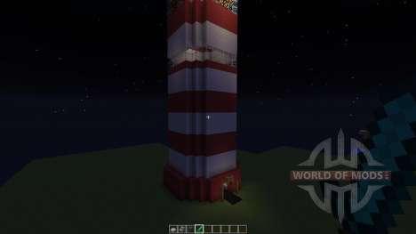 Working Light-House para Minecraft
