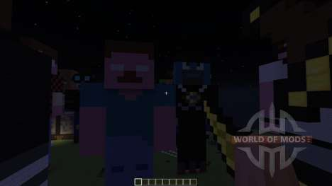 Statues para Minecraft