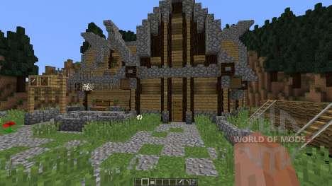 Medieval Smith para Minecraft