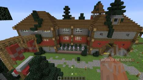 Futuristic Medieval Minecraft Survival Games para Minecraft