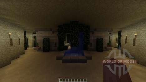 The Wayne Manor para Minecraft