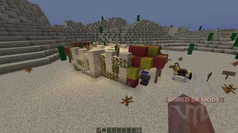 Nomads House para Minecraft