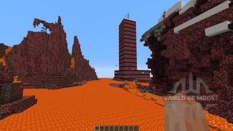 Netherion para Minecraft