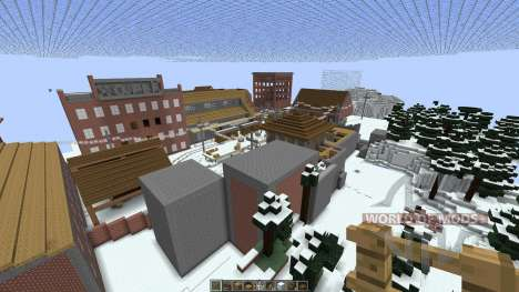 Coldcroth The Province of Bone and Scale para Minecraft