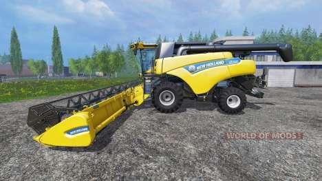 New Holland CR6.90 v0.6 [beta] para Farming Simulator 2015