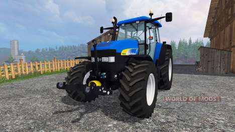 New Holland TM 175 para Farming Simulator 2015