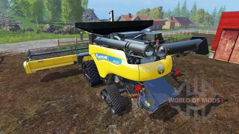 New Holland CR10.90 [crawler] v2.5 para Farming Simulator 2015