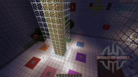 Co-op Puzzle Adventure Map: Cooptimistic para Minecraft
