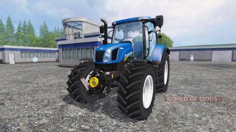 New Holland T7.210 para Farming Simulator 2015