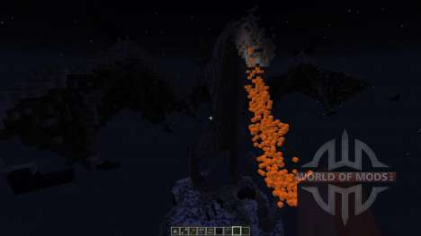 Giant Dragon para Minecraft