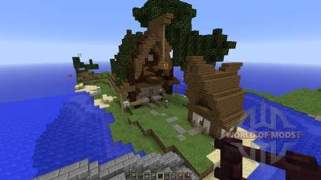 Wizard Tower para Minecraft