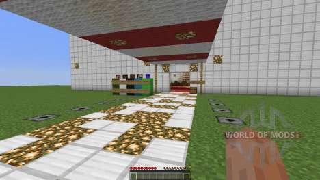 Very Good Hotel para Minecraft