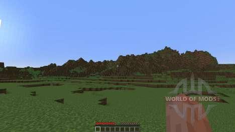 Spearwood Islands para Minecraft