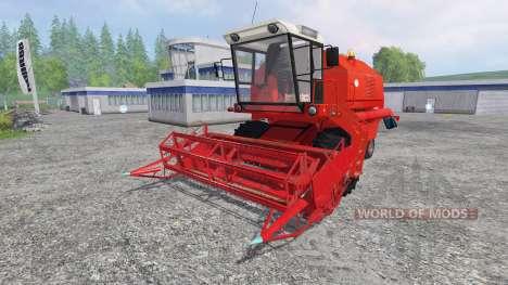Bizon Z058 v1.1 para Farming Simulator 2015