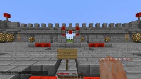Dwa Zamki Two Castles para Minecraft