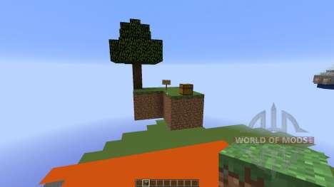 SkyBlock Unlimeted Update para Minecraft